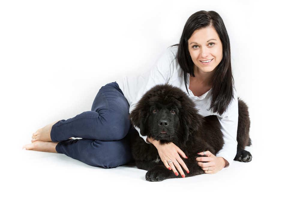 Mi perro me ayudó a superar la depresión y la ansiedad
