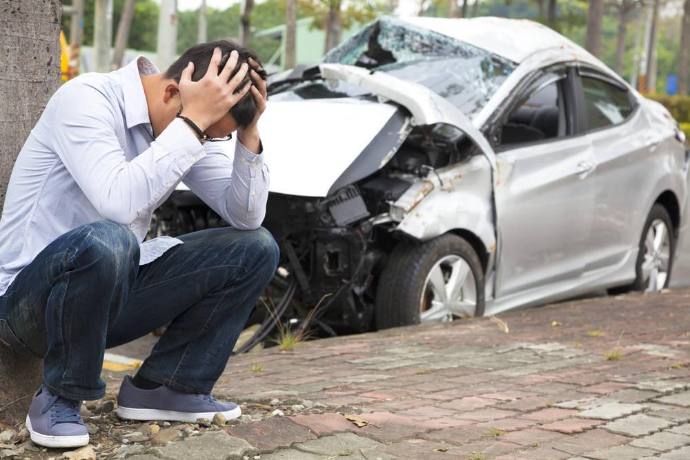 Síndrome del postaccidente de tráfico