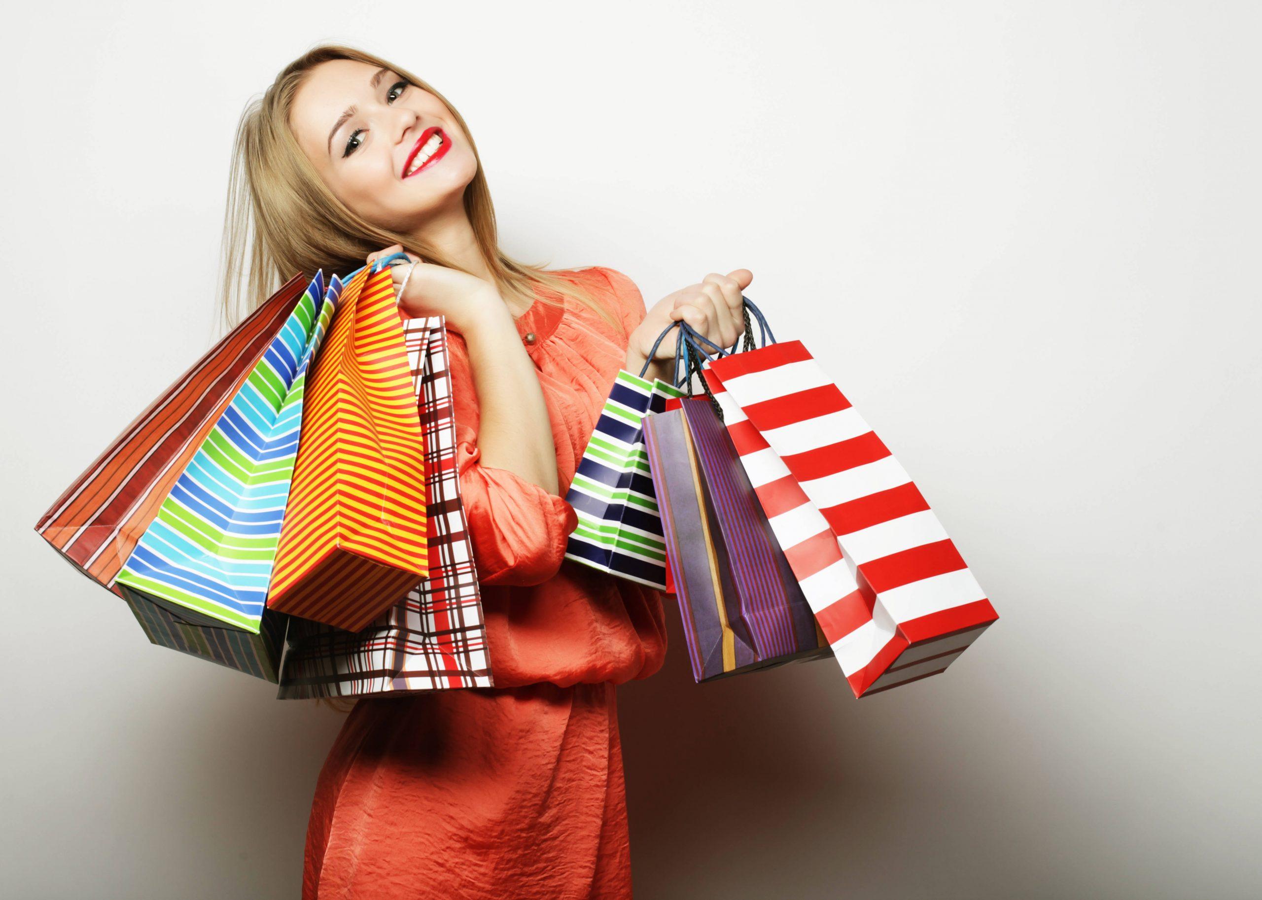 Por qué ir de compras es bueno para tu salud
