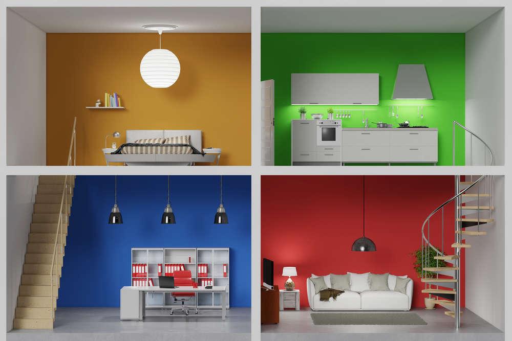 Si tus paredes hablaran ¿Qué dirían los colores de tu casa sobre tu estado de ánimo?