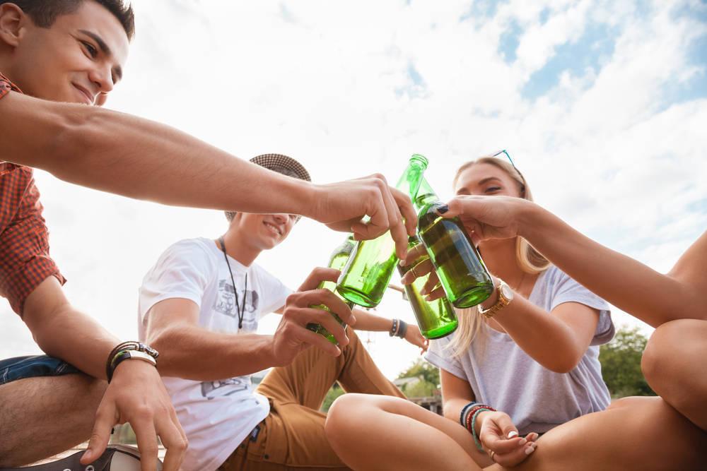 El consumo de alcohol en la adolescencia